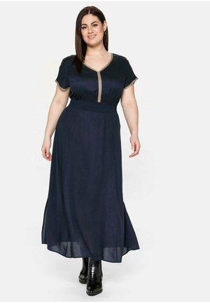 Maxi dress - nachtblau