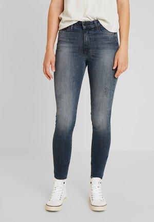 HIGH SKY - Jeans Skinny Fit - dark blue denim