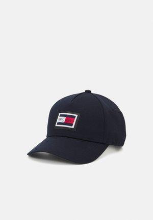SIGNATURE FLAG UNISEX - Cap - blue