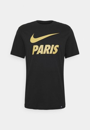 PARIS ST GERMAIN TEE GROUND - Vereinsmannschaften - black