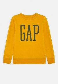 GAP - BOY LOGO CREW - Sweatshirt - rugby gold - 0