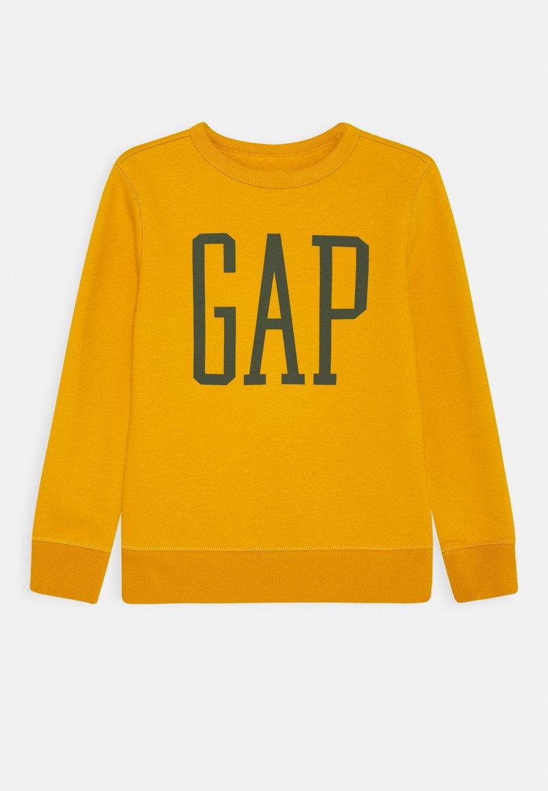 GAP - BOY LOGO CREW - Sweatshirt - rugby gold