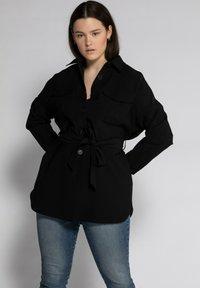 Studio Untold - Summer jacket - schwarz - 0