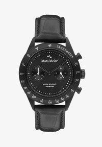 Mats Meier - Chronograph watch - schwarz - 2