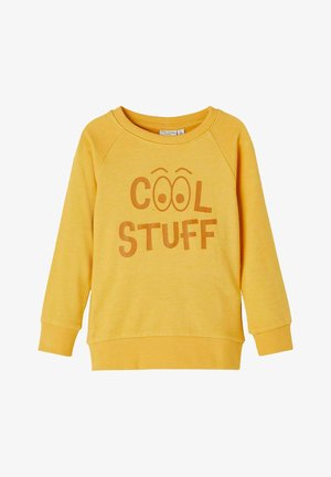 Sweater - golden apricot