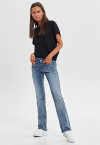 ONLY - Bootcut jeans - dark blue - 1