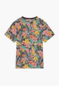 adidas Originals - TEE - T-shirt print - black/multicolour - 1