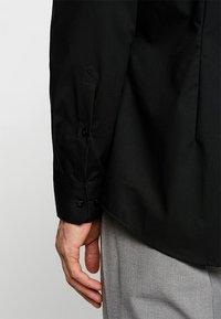 Seidensticker - SLIM FIT - Formal shirt - schwarz - 3