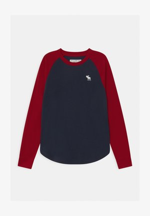 RAGLAN - Long sleeved top - navy