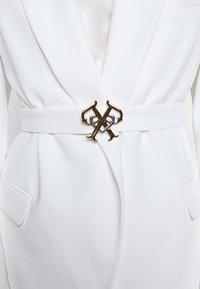 Pinko - COLA JACKET - Short coat - white - 6