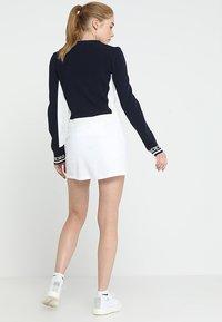 J.LINDEBERG - AMELIE - Sportovní sukně - white - 2