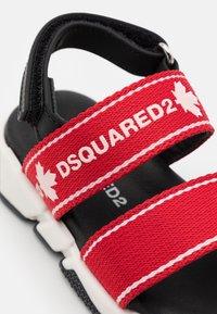 Dsquared2 - UNISEX - Sandaler - red - 5