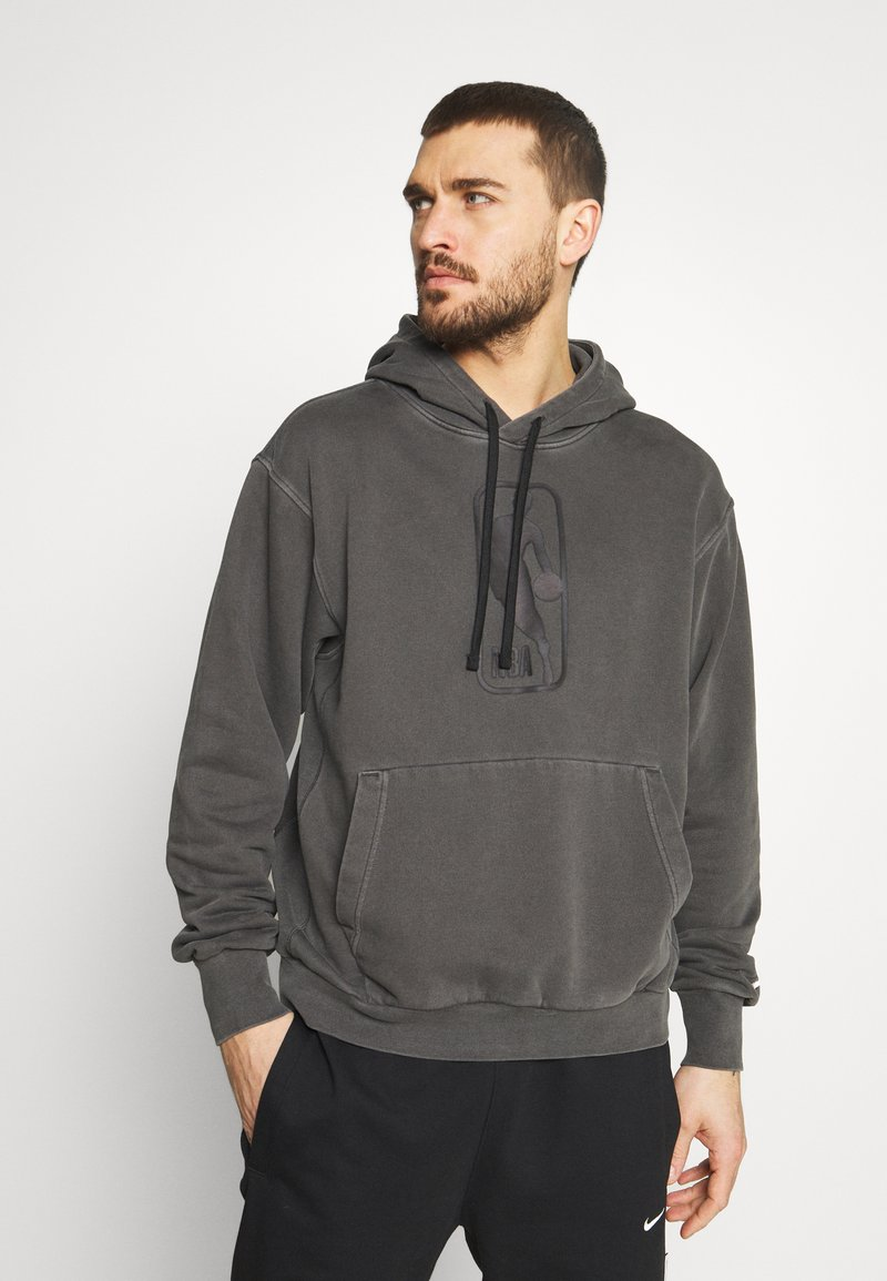 Nike Performance - NBA TEAM WASH PACK HOODIE - Sweatshirt - black