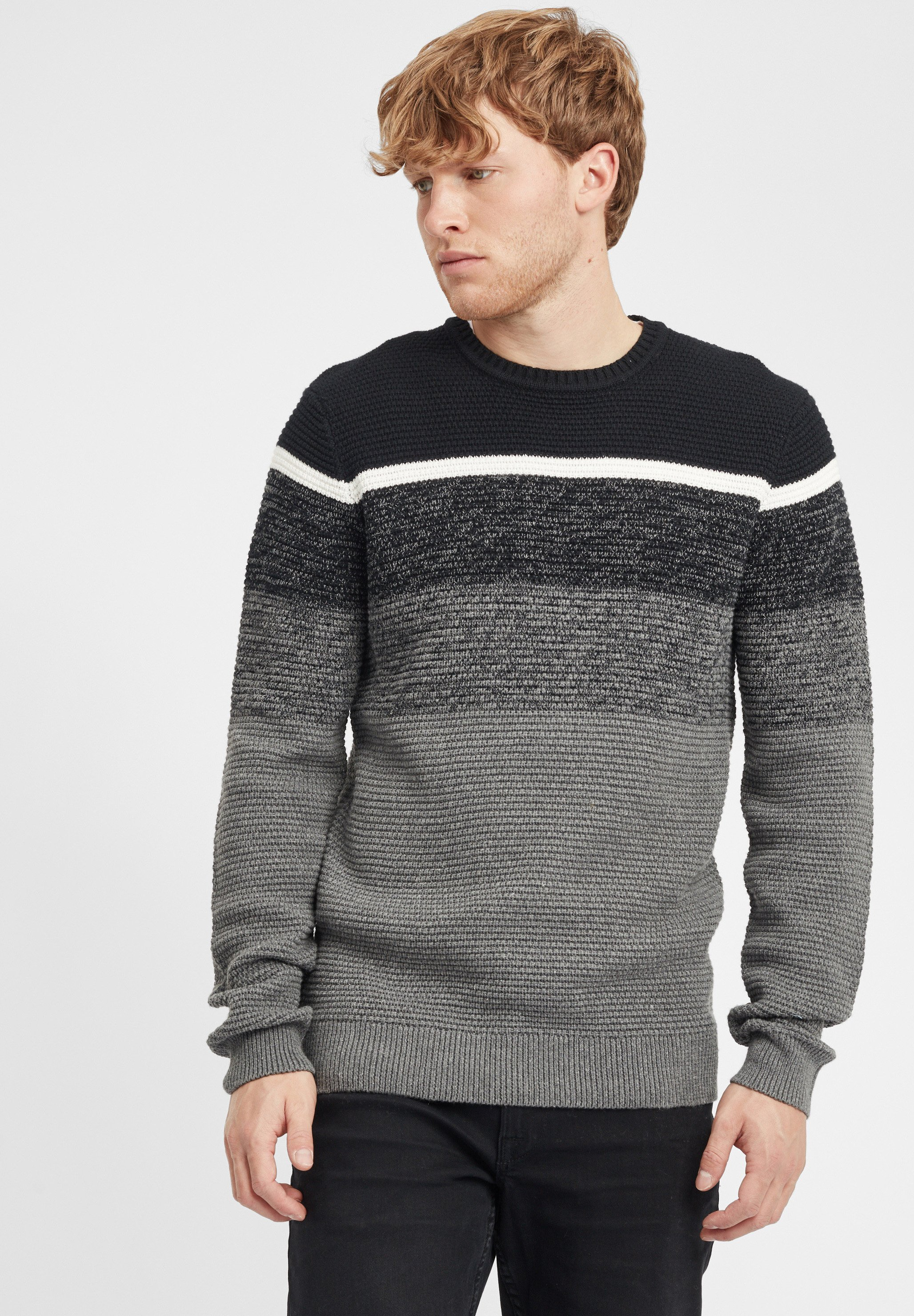 Homme CEDRO - Pullover