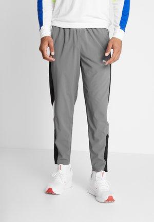 REACTIVE PACKABLE PANT - Outdoorové kalhoty - castlerock black/white