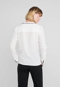 HUGO - EMOLA - Button-down blouse - natural - 2
