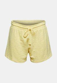 edc by Esprit - Shorts - light yellow - 11