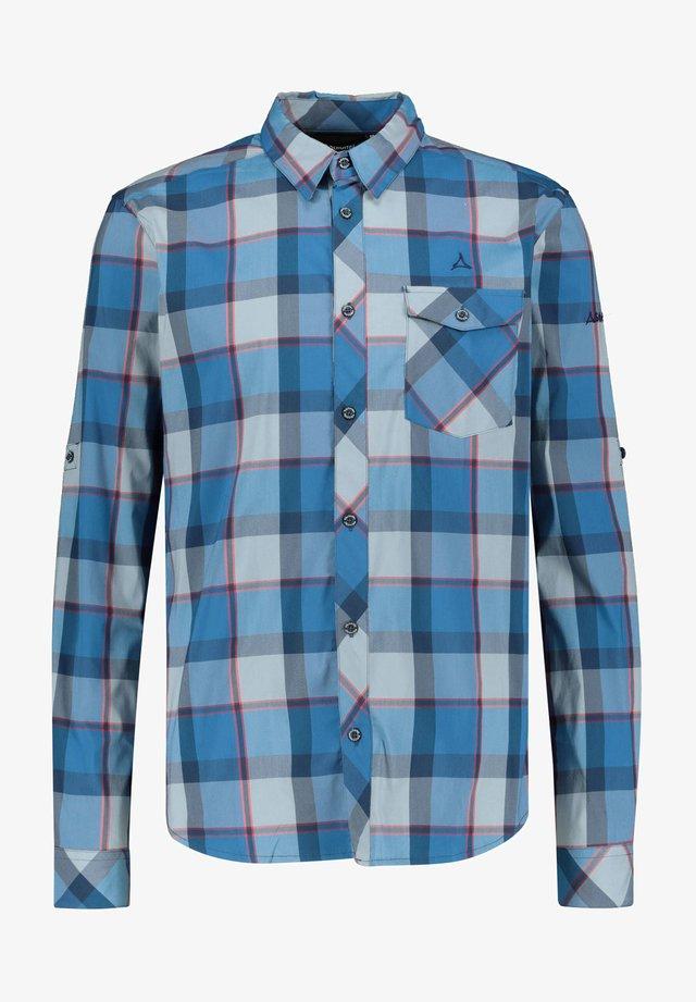 DULEDA - Shirt - blau