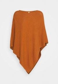 Esprit - PONCH - Cape - rust brown - 0