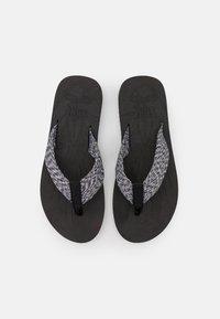 flip*flop - OCEAN - T-bar sandals - black - 5