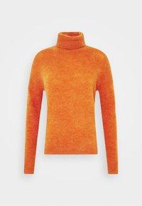 FEMME ROLL NECK  - Jumper - apricot orange