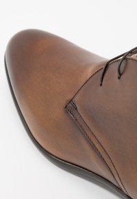Doucal's - PISA - Stringate eleganti - brown - 5