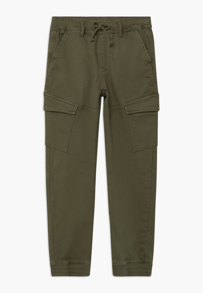 Cars Jeans - BREX - Cargo trousers - army