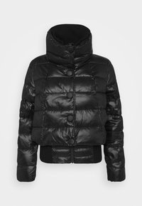 Sisley - JACKET - Winterjacke - black - 5