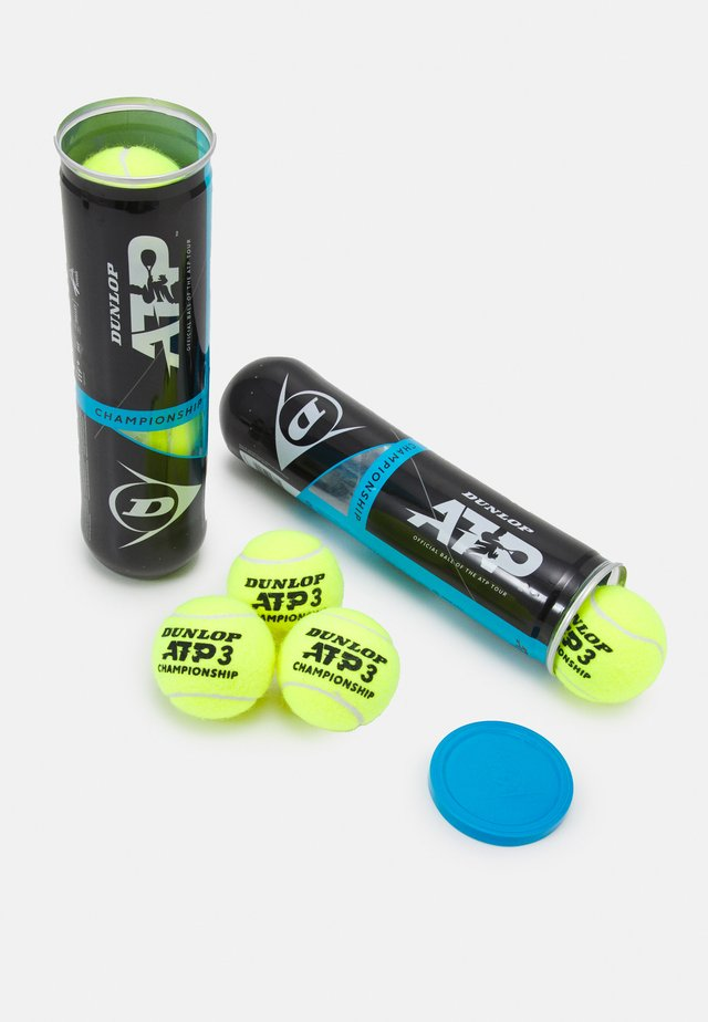 ATP CHAMPIONSHIP 8 PACK UNISEX - Bollar - gelb