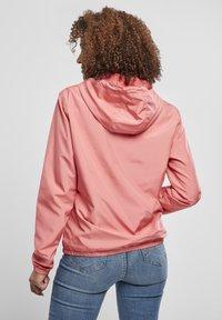Urban Classics - Windbreaker - pale pink - 2