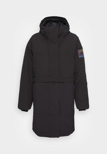 MYSHELTER COLD.RDY - Gewatteerde jas - black