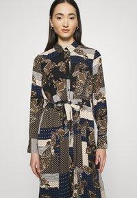 Vero Moda - VMHILDA CALF DRESS - Day dress - navy blazer/hilda - 3