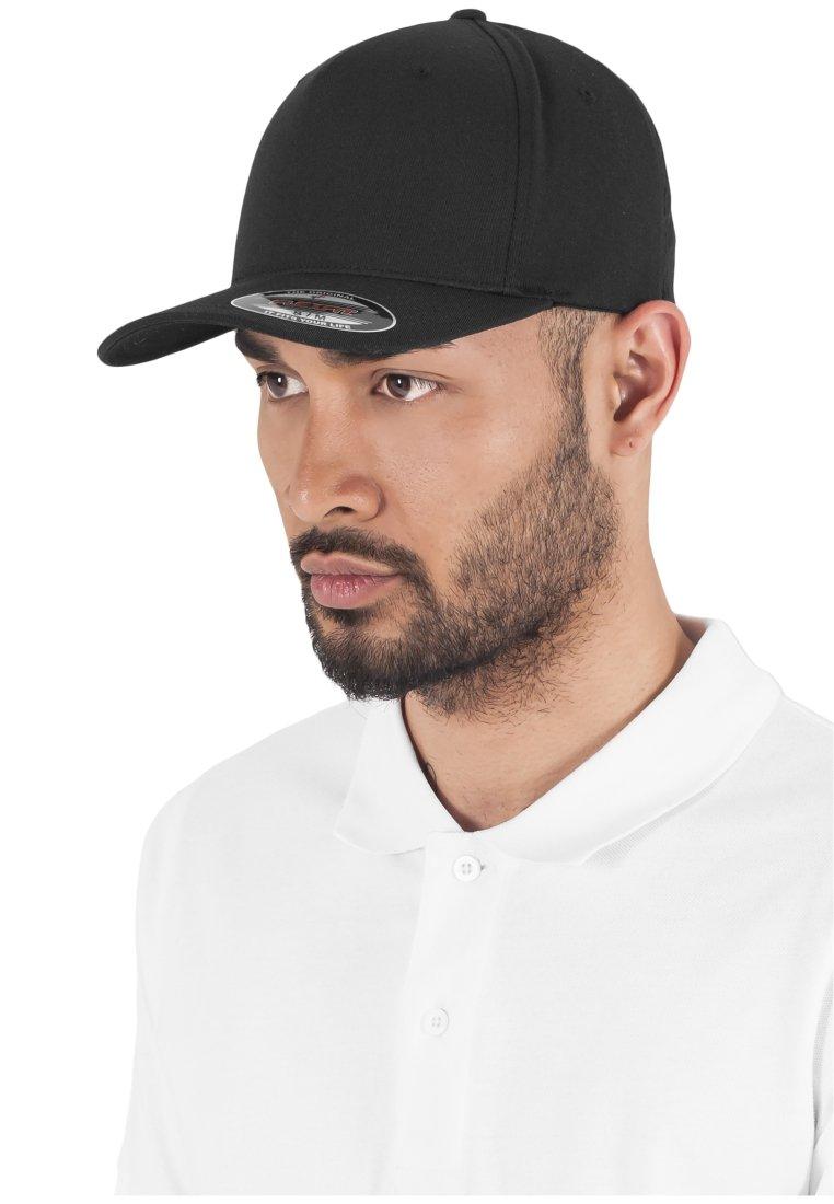 Flexfit - 5 PANEL - Cap - black
