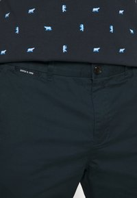 Scotch & Soda - STUART CLASSIC  - Chino - arctic teal - 4
