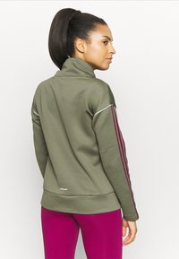 adidas Performance - Sweatshirt - olive - 2