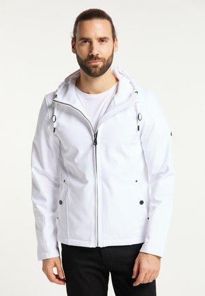 Outdoor jacket - weiss