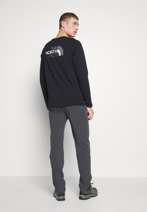 MEN'S SPEEDLIGHT PANT - Friluftsbukser - asphalt grey/white