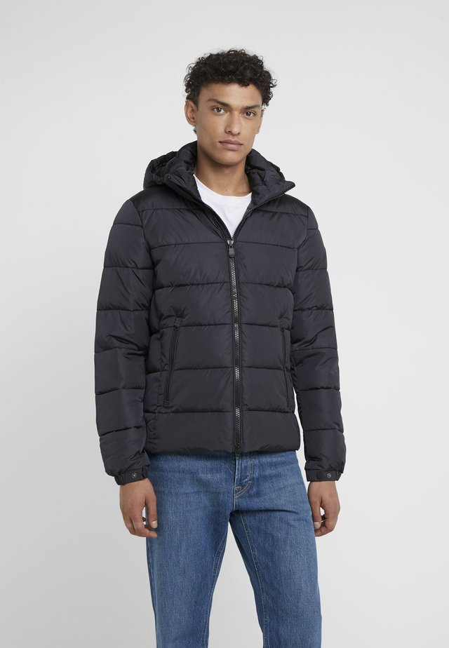 MEGAY - Winter jacket - black
