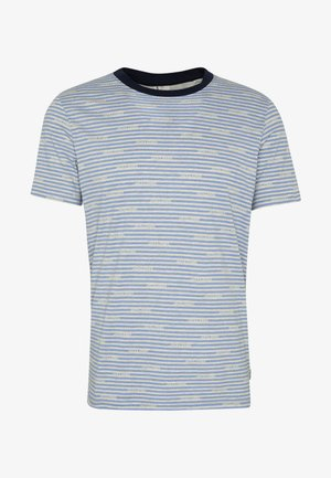 JCOMIKS TEE CREW NECK - T-shirt med print - faded denim