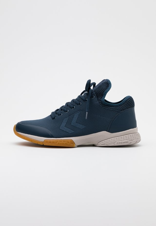 AEROCHARGE SUPREMEKNIT - Handball shoes - midnight navy