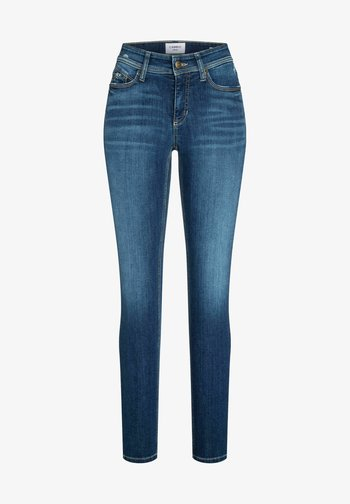 PARLA - Jeans Tapered Fit - stoned blue
