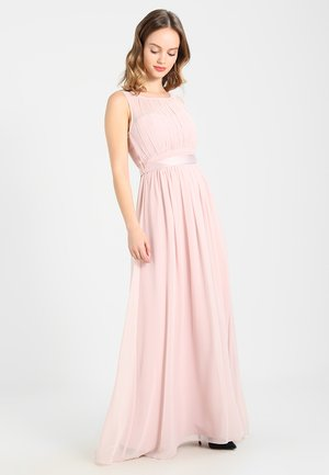SHOWCASE NATALIE MAXI DRESS - Vestido de fiesta - peach