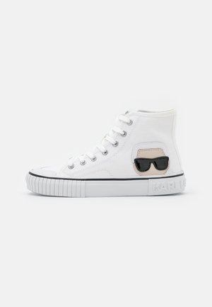 KAMPUS IKONIC LACE - Sneaker high - white