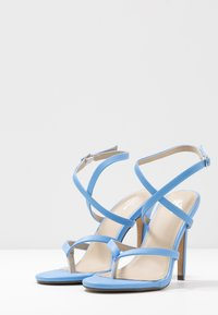 4th & Reckless - PENNY - High heeled sandals - blue - 4