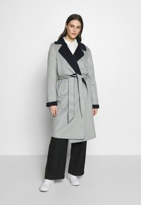 Expresso - BRENDA - Classic coat - hellgrau - 0