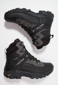 Hi-Tec - RAVUS CHILL 200 WP - Winter boots - charcoal/black - 1