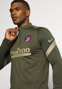 Nike Performance - ATLETICO MADRID DRY - Article de supporter - cargo khaki/khaki - 4