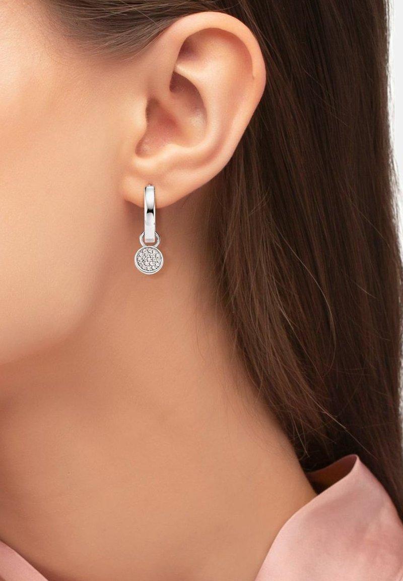 amor - Earrings - silber