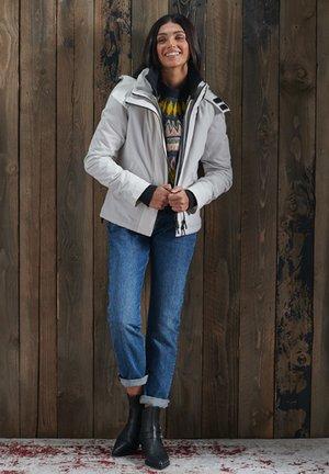 OTTOMAN ARCTIC SD-WINDCHEATER - Winter jacket - ecru