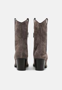 Maripé - Cowboy/Biker boots - taupe - 3